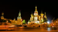 Kremlin and St Basil's Cathedral