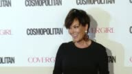 Kris Jenner at Cosmopolitan Magazine's 50th Birthday Celebration in Los Angeles CA