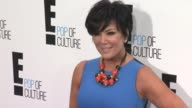 Kris Jenner at E Upfront 2012 at Gotham Hall on April 30 2012 in New York New York