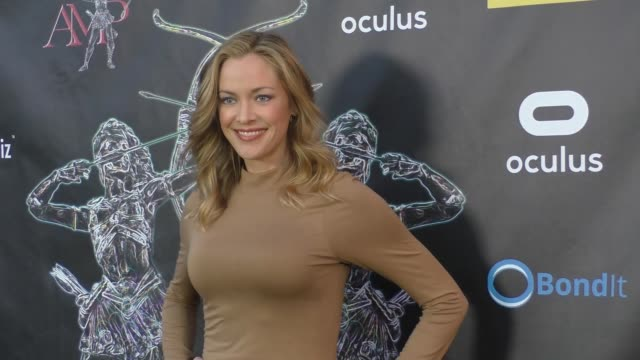 Kristanna Loken at the 2017 Artemis Women In Action Film Festival Opening Night Gala on April 20 2017 in Beverly Hills California