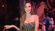 Kristen Myers on Miley Cyrus VMA Twerk Performance Sexy Vs Trashy at Hooray Henry's in LA at Celebrity Sightings in Los Angeles Kristen Myers on...