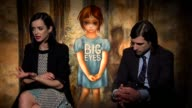 INTERVIEW Krysten Ritter and Jason Schwartzman on what was interesting about this story On knowing the artwork but not the story behind it Krysten on...