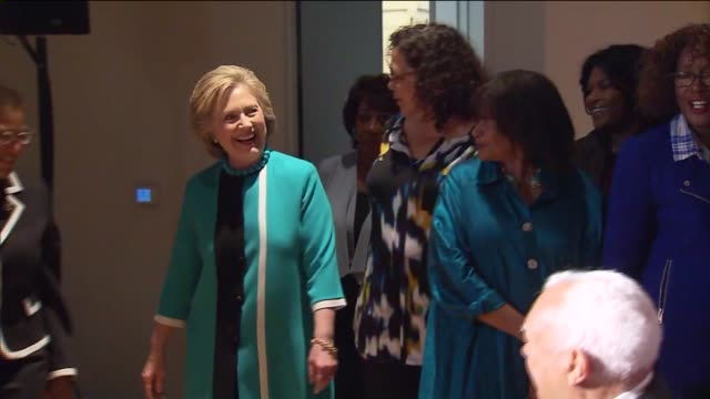 Hillary Clinton Visits Los Angeles For A Campaign Stop on May 5 2016