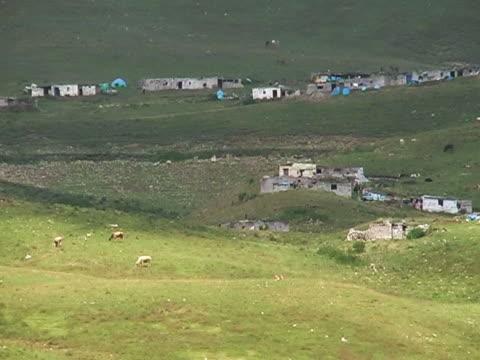 Kurdish village