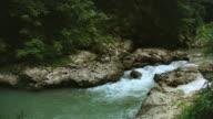 Kurdjips river, Guam gorge