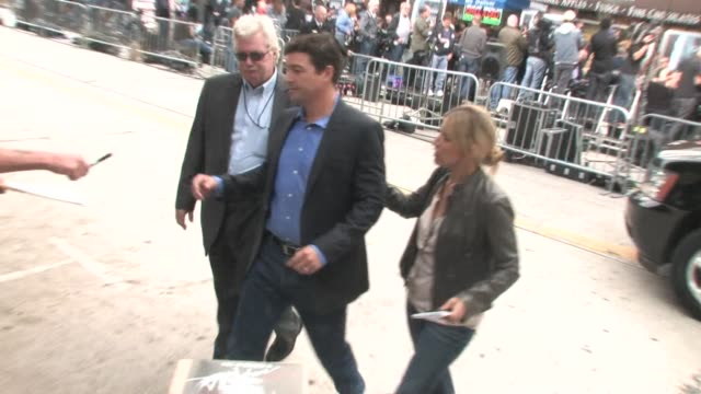 Kyle Chandler at the premiere of 'Super 8' in Westwood on 6/8/2011