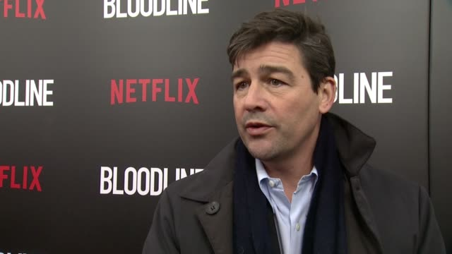 INTERVIEW Kyle Chandler talks about how the Rayburn family is different from other families on TV What attracted him to the role he's a huge fan of...