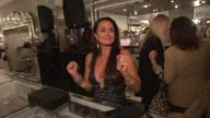 Kyle Richards at Kyle By Alene Too Grand Opening Party on 10/11/12 in Beverly Hills CA