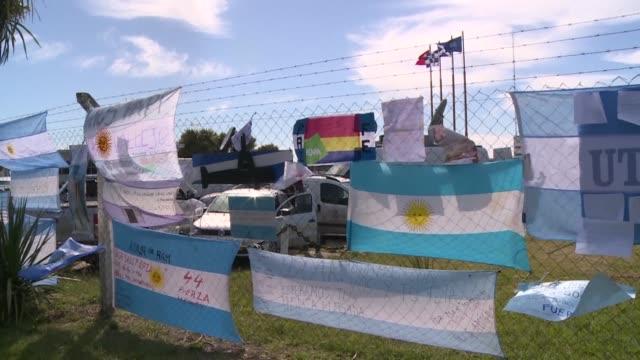 La Armada Argentina confirmo el jueves que se registró un ruido compatible con una explosion en el area del Atlantico donde se comunicó por ultima...