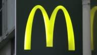 La cadena McDonald's anuncio el jueves el cambio de su domicilio fiscal de Luxemburgo a Reino Unido luego de que un proyecto de la Comision Europea...