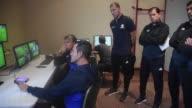 La Conmebol realiza en Asuncion una capacitacion para arbitros sobre el video de asistencia que se implementara a partir de las semifinales de la...