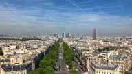 Skyscrapes de la Défense à Paris France