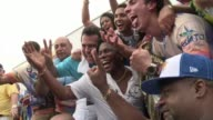 La escuela de samba Beija Flor se consagro este miercoles campeona del Carnaval de Rio de Janeiro 2015 con un polemico homenaje a Guinea Ecuatorial...
