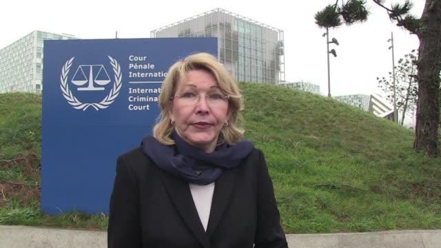 La exfiscal general de Venezuela Luisa Ortega urgio el jueves a la Corte Penal Internacional a que lance una investigacion por presuntos abusos y...