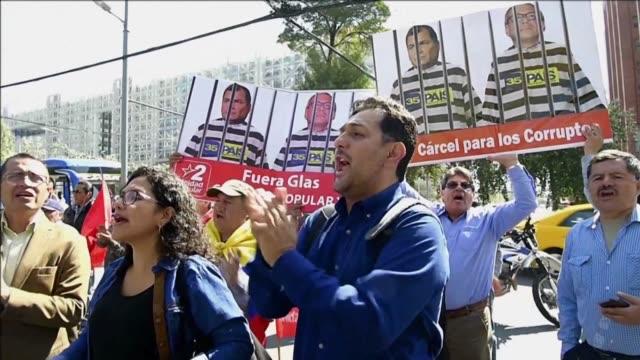 La Fiscalia de Ecuador anuncio el miercoles que acusara penalmente al detenido vicepresidente Jorge Glas por la trama de sobornos de Odebrecht en la...