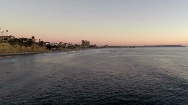 La Jolla, California aerial