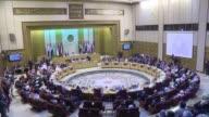 La Liga Arabe denuncio actos hostiles y provocaciones de Iran luego que Arabia Saudita ejecutara a un clerigo chiita en enero pasado tras lo cual se...