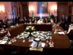 La Liga Arabe establecera contacto con la oposicion siria suministrandole apoyo politico y material Cairo Egypt