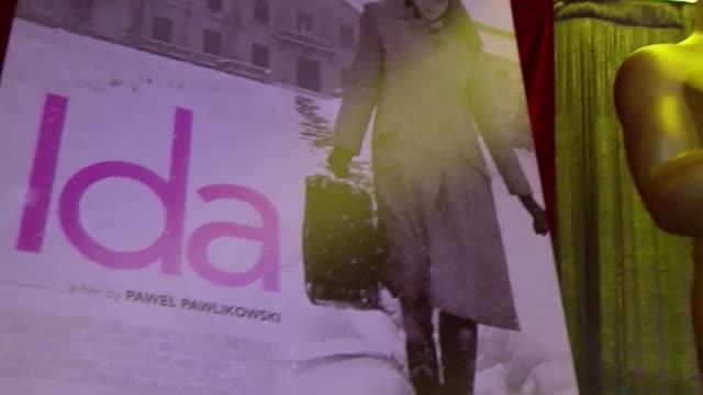 La polaca Ida se hace con el Oscar a Mejor pelicula de habla no inglesa frente a la rusa Leviatan la estonia Mandariinid la mauritana Timbuktu y la...