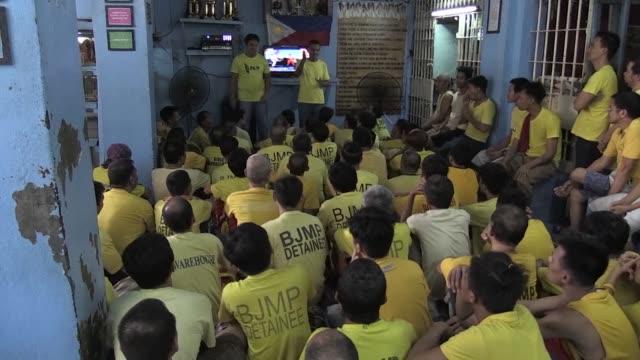 La polemica guerra contra las drogas en Filipinas que ha dejado miles de muertos anade mas presion al ya extremadamente sobrecargado sistema judicial