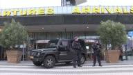 La policia militar de Holanda lanzo el jueves un operativo para descartar cualquier amenaza de seguridad en el aeropuerto de Roterdam tras recibir un...