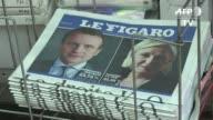 La prensa europea resenaba la salida de los grandes partidos de la carrera por la presidencia de Francia mientras desde este mismo lunes el centrista...