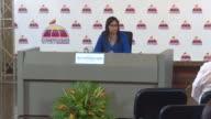 La presidenta de la Asamblea Constituyente venezolana Delcy Rodriguez dijo el lunes que el jefe del Parlamento de mayoria opositora Julio Borges es...