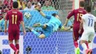 La primera eliminada del Mundial de Brasil es la vigente campeona