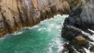 La Quebrada and the Ocean