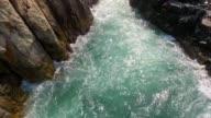 La Quebrada water