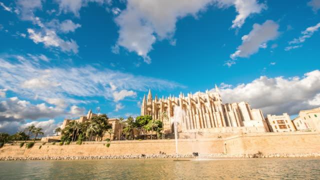 T/L La Seu Cathedral of Palma de Mallorca