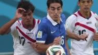 La sorprendente Costa Rica elimino en la tanda de penales por 53 a Grecia y avanzo por primera vez a cuartos de final de un Mundial