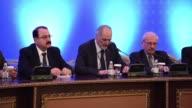 La tercera ronda de negociaciones de paz sobre Siria en Astana la capital de Kazajistan termino el miercoles sin avances despues de haber sido...