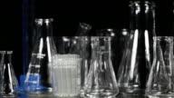 Laboratory glassware pan