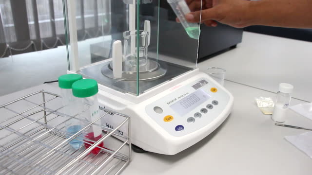 Laboratory Weighing Solution