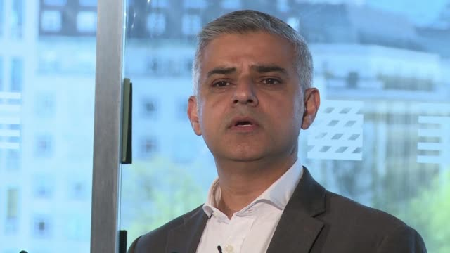 Labour claims victory for Sadiq Khan as London mayor