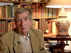 Denis Healey interview maintains his reputation as Chancellor was not tarnished through IMF loan comments on Polaris and Trident nuclear deterrents