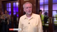 Jeremy Corbyn divides opinion on economic strategy ENGLAND London GIR INT Jeremy Corbyn MP LIVE 2WAY interview from North London SOT On challenging...