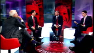Live debate with candidates Ed Balls interview SOT On having difficult relationship with Tony Blair all people have to do to understand is to read...
