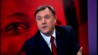 Live debate with candidates On reducing housing benefit Ed Balls interview SOT Cuts proposed at the moment impact on disabled and elderly deeply...