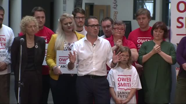Owen Smith speech Owen Smith speech SOT want to rewrite Clause 4 of Labour Party constitution to put tackling inequality at heart of what we do
