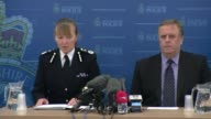 Labour MP Jo Cox dies after being shot and stabbed in street attack West Yorkshire PHOTOGRAPHY** Chief Constable Dee Collins press conference SOT...