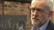 Jeremy Corbyn interview ENGLAND Lincolnshire Grimsby EXT Jeremy Corbyn MP interview SOT have suspended Ken Livingstone will not tolerate antisemitism...