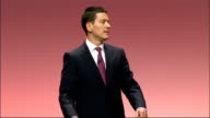 David Miliband speech prior to QA session There will be no stability or security in the world until the great sore of international diplomacy the...