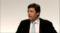 Andy Burnham speech Before the Election David Cameron looked young people in the eye He said he'd keep the Education Maintenance Allowance What kind...