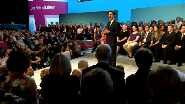 Ed Miliband speech We've got to win the battle for perhaps the most important institution of all Our United Kingdom Friends devolution works Carwyn...