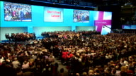 Ed Miliband speech Miliband speech SOT Nowhere do we need to put the values of the British people back at the heart of our country than in the...