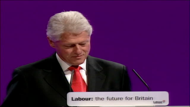 Bill Clinton speech I thank you for your announcement that you don't want to build any more subsidised housing that aren't green buildings For all...