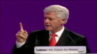 Bill Clinton speech Not accident commitment to fight against HIV and AIDS until it is a problem of the past British government has worked with my...