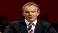 Blair speech Over the coming months I will take through the changes I have worked on so hard these past years And I will try to help build a unified...